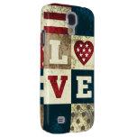 Love America Patriotic HTC Vivid Case