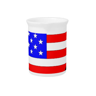 Love America Pitcher
