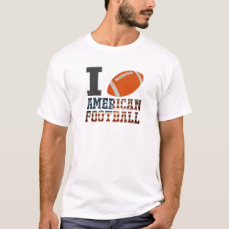 love american football T-Shirt