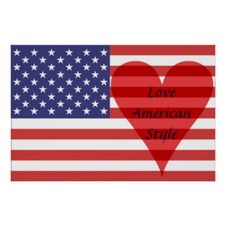 Love American Style Poster