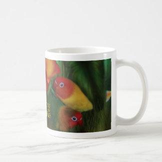 Love Among The Lilies Mug