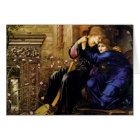 Love among the ruins Pre-Raphaelite Valentine Card