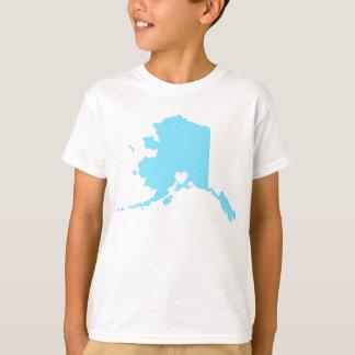 Love Anchorage Alaska T-Shirt