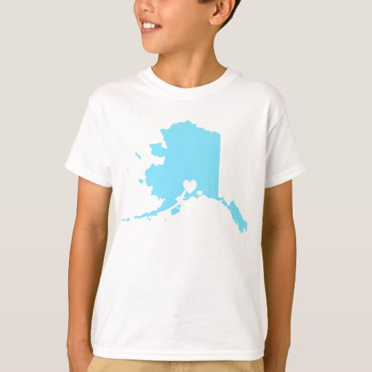 Love Anchorage Alaska T-Shirt