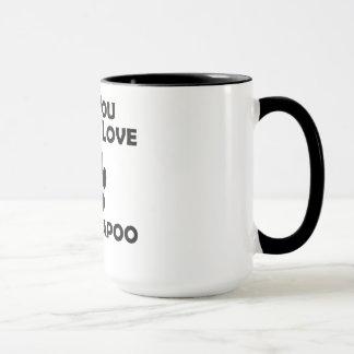 Love And A Cockapoo Mug