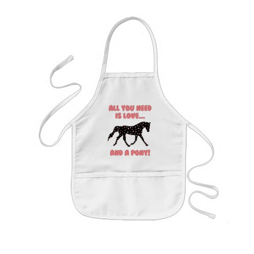 Love and a Pony Aprons