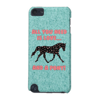 Love and a Pony iPod 5 Case
