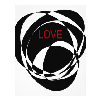 Love and a Strong Heart Flyer