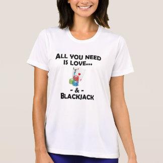 Love And Blackjack Shirt