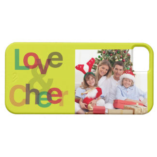 Love and Cheer iPhone 5 Covers