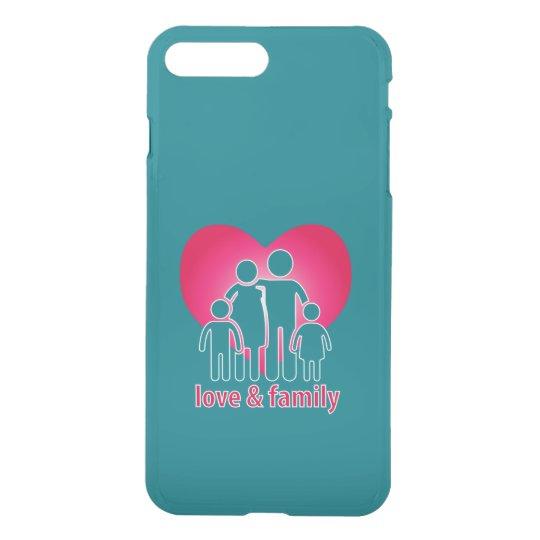 Love and family iPhone 8 plus/7 plus case