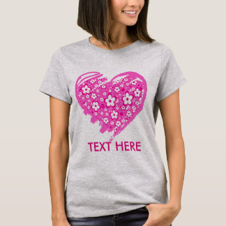 Love and flowers T-Shirt