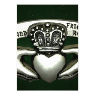 love and friendship ring announcement