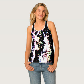 LOVE AND HAPPINESS TANK TOP