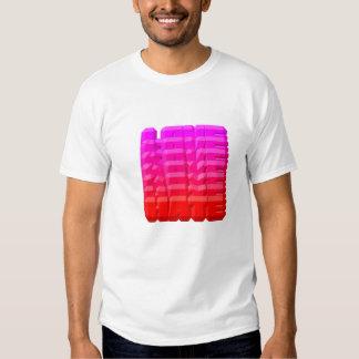 Love and Hate Tee Shirts