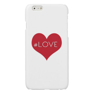 #Love And Heart 2 iPhone 6 Plus Case