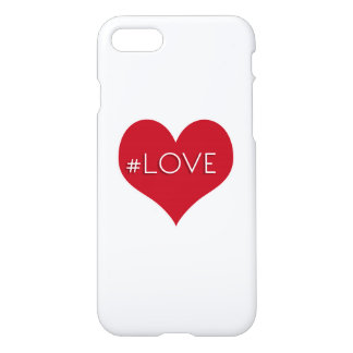 #Love And Heart 2 iPhone 7 Case