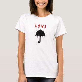 Love and Its Umbrella T-Shirt