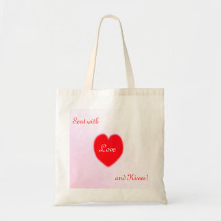 Love and Kisses!  Tote Bag