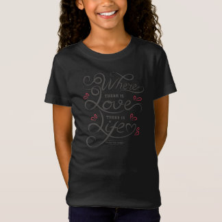 Love and Life Inspiring Quote | Shirt