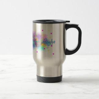 Love and light mug