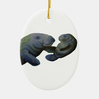 LOVE AND NURTURING CHRISTMAS ORNAMENT