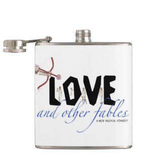 Love And Other Fables Flask