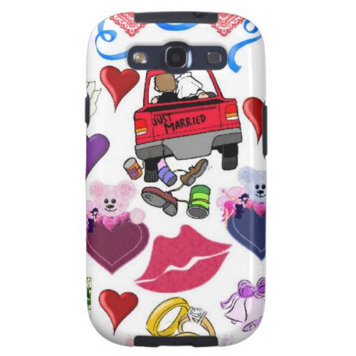 Love and Romance Galaxy SIII Cover