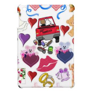 Love and Romance iPad Mini Cases