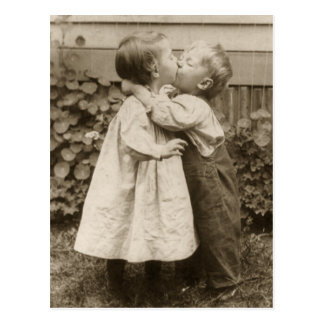 Love and Romance, Vintage Save the Date! Postcards