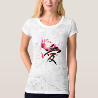 Love and rose cami T-Shirt