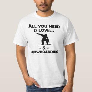 183dab31b34c Funny Snowboard T-Shirts   Shirt Designs