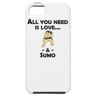 Love And Sumo iPhone 5 Covers