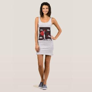 Love and valenitne sleeveless dress