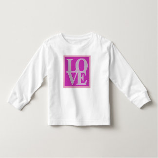Love and Valentines Day Toddler T-Shirt