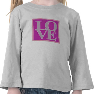 Love and Valentines Day Tee Shirt