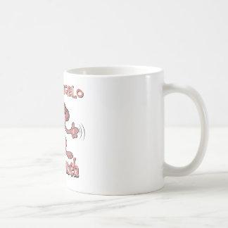 Love Angelo Basic White Mug