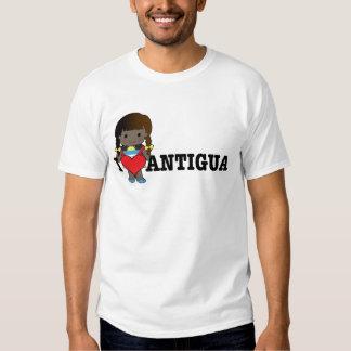 Love Antigua Tshirt