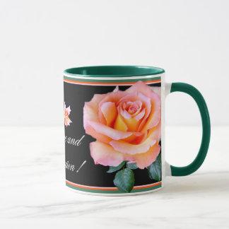 LOVE & APPRECIATION! ~ Ringer Mug