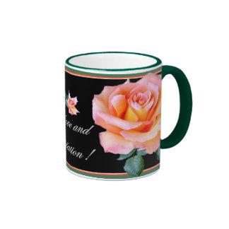 Love & appreciation ringer mug