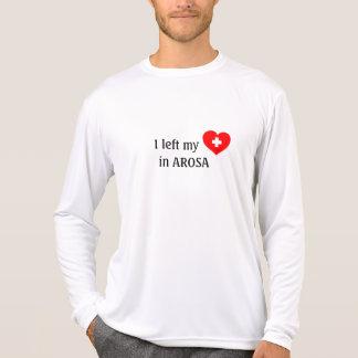 Love Arosa souvenir t-shirt