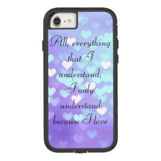 Love Art Case-Mate Tough Extreme iPhone 8/7 Case