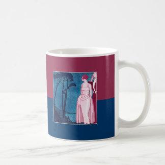 Love. Art Deco Design Gift Mug