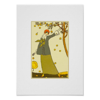 Love. Art Deco Valentine's Day Gift Print