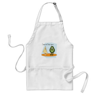 Love At First Guac. Standard Apron