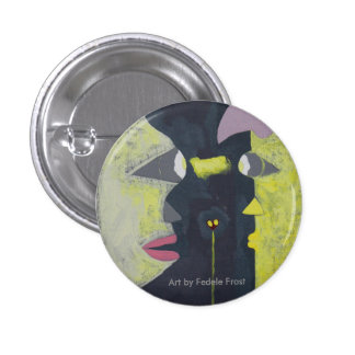 Love At First Sight 3 Cm Round Badge