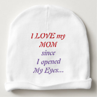 Love at first sight baby beanie