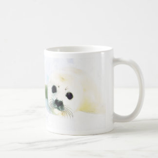 Love baby seal mugs