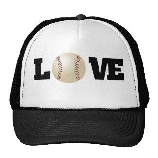 Love (Baseball) Cap