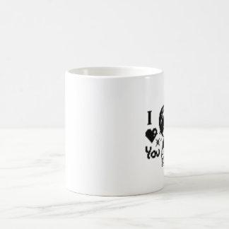 Love Basic White Mug
